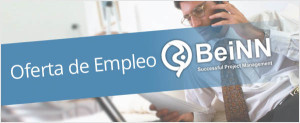 Oferta empleo project manager